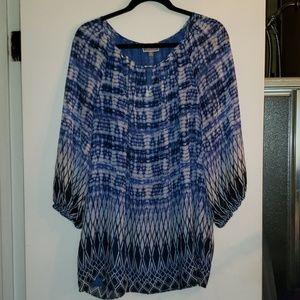 JM 3/4 sleeve blouse
